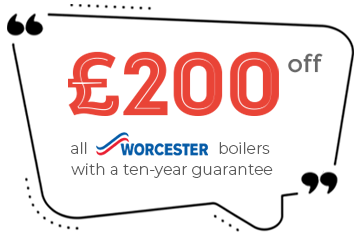 £200 off coupon from WarmZilla
